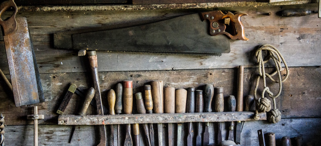VIM editor - A carpenter and his tools…